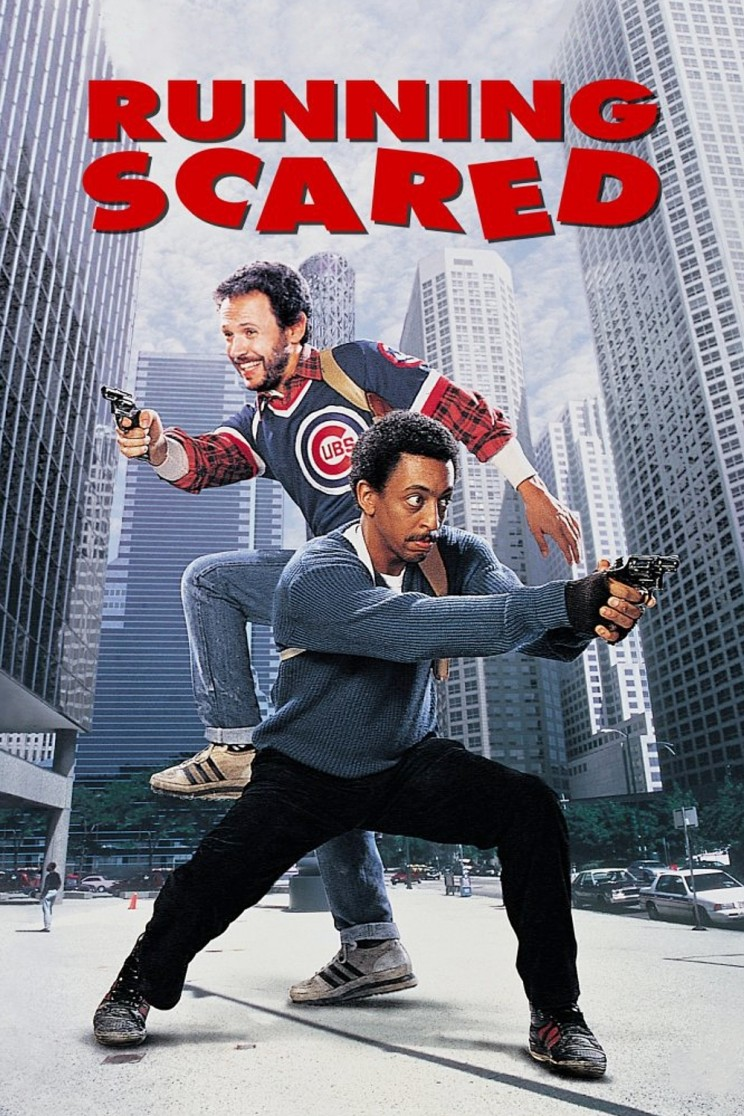 "Poster for the movie ""Running Scared"""